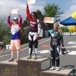 Regula Runge 2016 Romana Labounkova King of Prague Podium