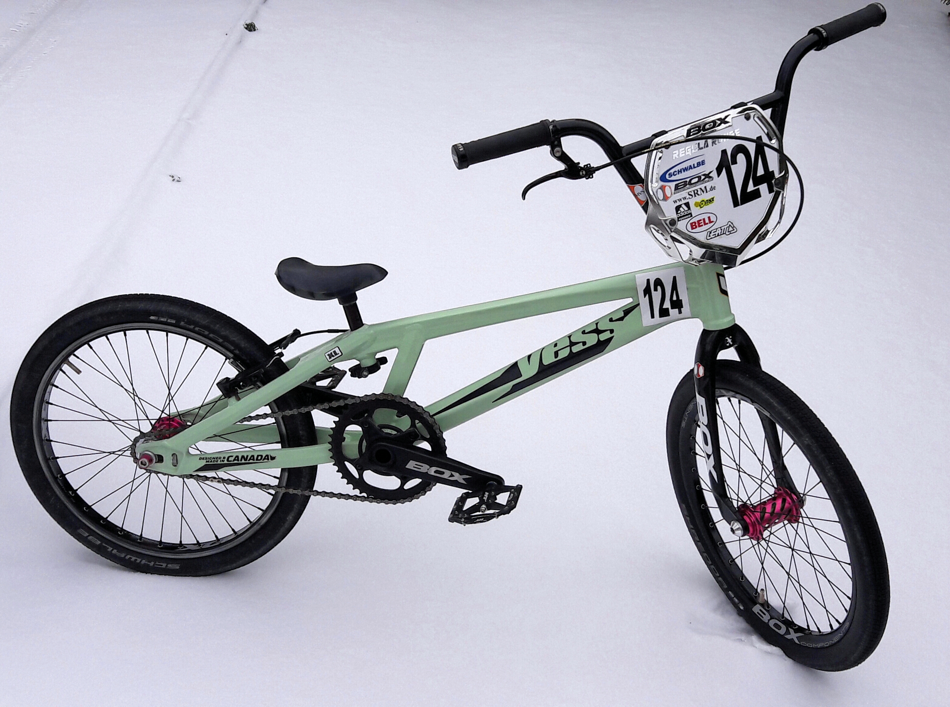 Profile « Regula Runge | #124 | BMX Rider
