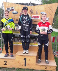 Regula Runge #124 Regula124 BMX Bmxrace bmx racing bmxer Ingersheim BWC yessbmx yess bmx bmx kornwestheim sv salamander kornwestheim Ingersheim Siegerehrung Ingersheim 2018